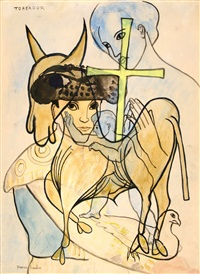 toréador by francis picabia