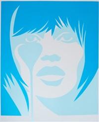 roger vadim's nightmare (brigitte bardot blue and baby blue) by pure evil
