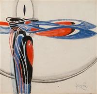 circles and arabesques by frantisek kupka