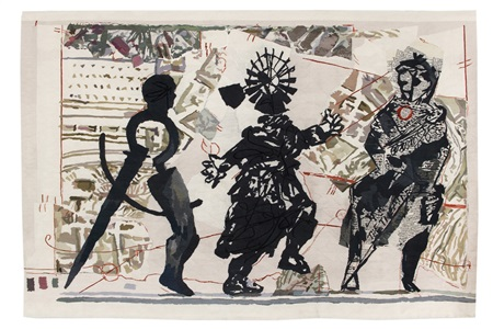 william kentridge tapestries by william kentridge