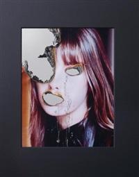 self-portrait of you + me (jane birkin) by douglas gordon