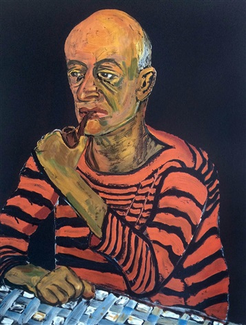 john by alice neel