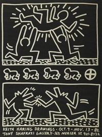 keith haring drawings by keith haring