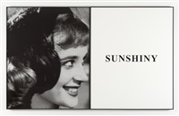 prima facie (first state): sunshiny by john baldessari