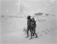 earliest human relatives by hiroshi sugimoto