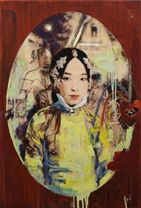 four sweetheart by hung liu