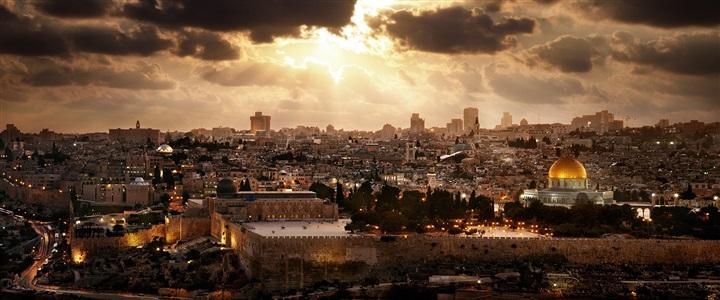 jerusalem by david drebin