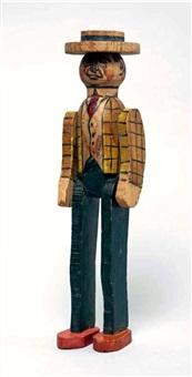 hombre de nueva york by joaquín torres garcía