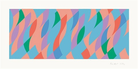 bridget riley prints 1962 2015 by bridget riley