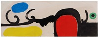 untitled i by joan miró