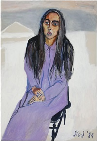 ginny by alice neel