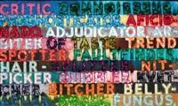 critic by mel bochner