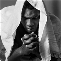 mike tyson i <br/>interview by michel comte