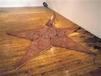 stella de terracotta by gilberto zorio