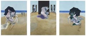metropolitan triptych by francis bacon