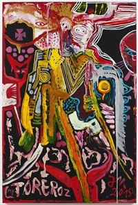kampfparsifal by jonathan meese