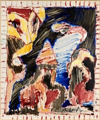 fenestron v by pierre alechinsky