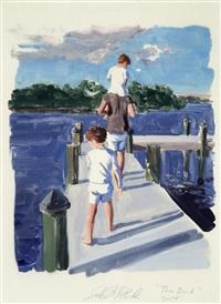 the dock by sebastian blanck