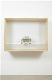 untitled (house) by haim steinbach