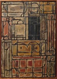 untitled by joaquín torres garcía