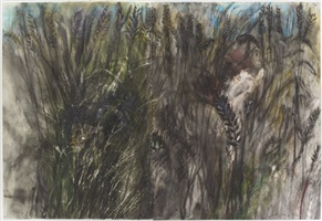 grass in this valley by jim dine