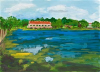fdr, boathouse by sarah mceneaney