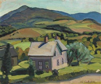 eastern townships by nora frances elisabeth collyer