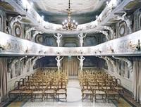 teatro di villa mazzacurati di bologna ii 2006 by candida höfer