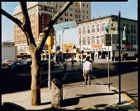 el paso street, el paso, texas, july 5, 1975 by stephen shore