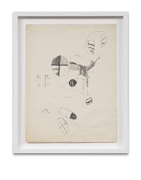 bomb drawing 8 by joe goode