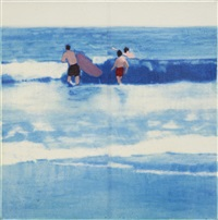 surfers by isca greenfield-sanders