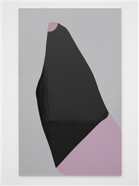 hooded child by gary hume