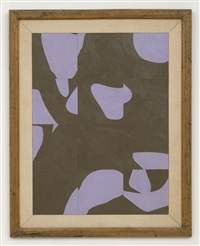 monologue, #5c by frederick hammersley