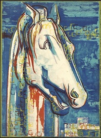 the greek horse by françoise gilot