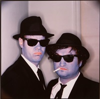 blues brothers, hollywood, ca by annie leibovitz