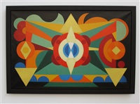 composition abstracte by auguste herbin