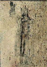 ohne titel (untitled) by anselm kiefer