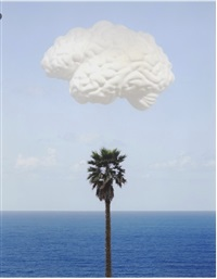 clouds by john baldessari