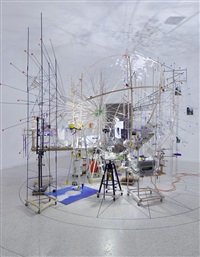 triple point (planetarium) by sarah sze