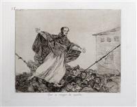 los desastres de la guerra<br />the disasters of war by francisco de goya