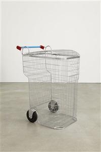 trash-shopping cart by los carpinteros