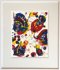 sf-66 (from pasadena box) by sam francis