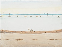 beach 2 by alex katz
