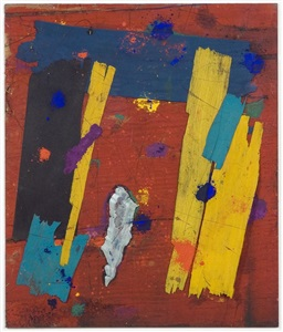 gallery selections by sam francis