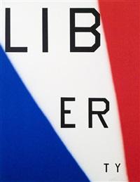 liberty by ed ruscha