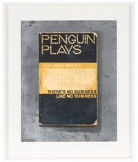 there's no business like no business by harland miller