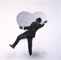 silver heart by nick walker