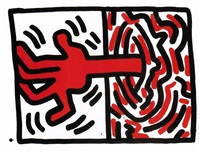ludo 5 by keith haring