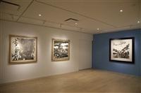 installation view by zao wou-ki