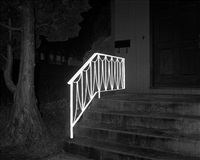 railing (illumination series) by james nizam